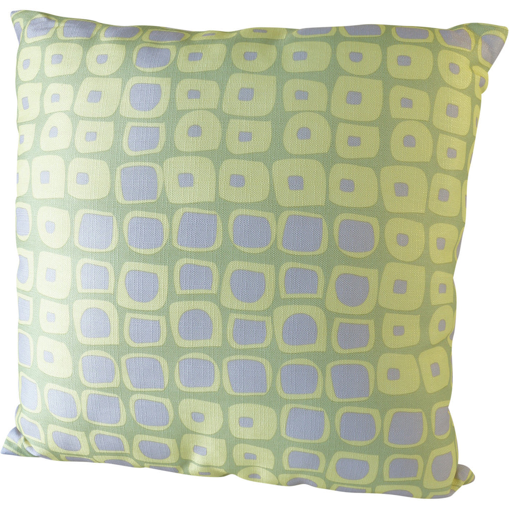 Dots Cushion - Yellow Combination