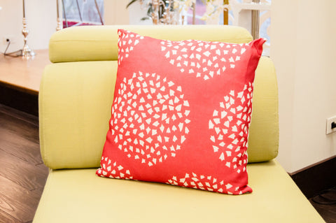 Powder Cushion - Red