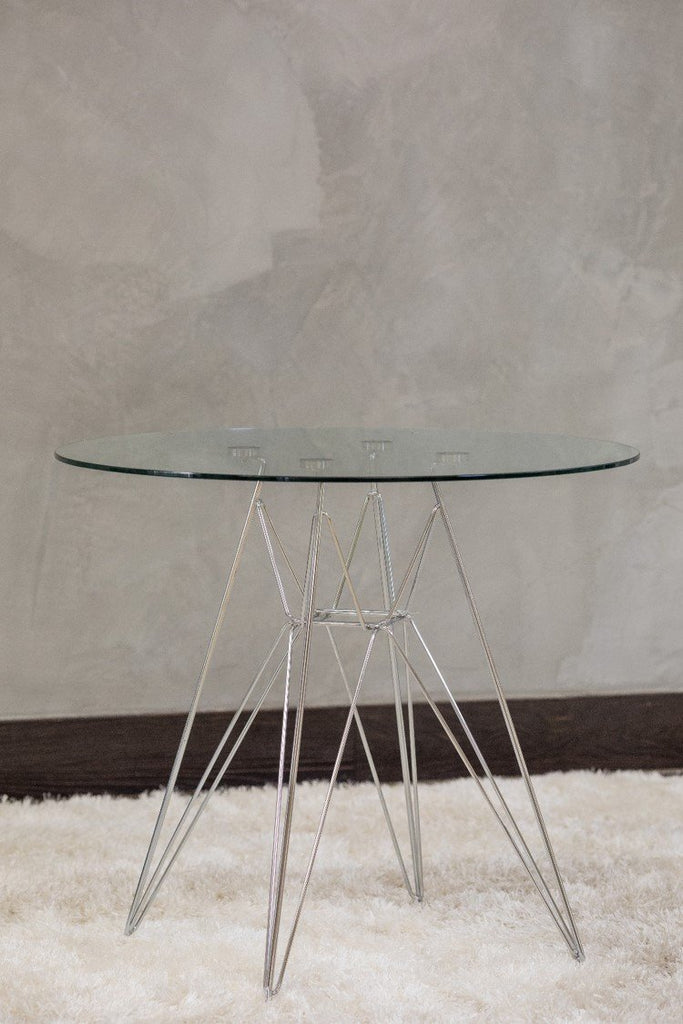 "Coquette Round Dining Table - 32""D - Casa Febus - Home • Design"