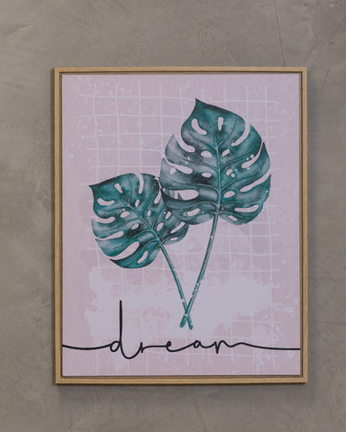 "16"" x 20"" Naturale Wall Decor - Dream"