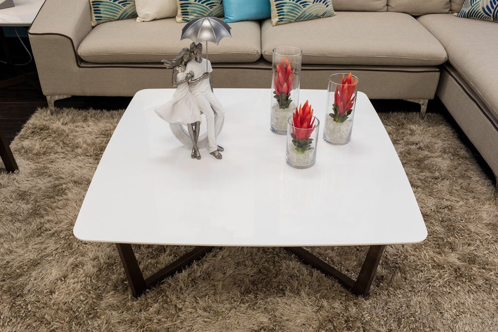 "39"" Lena Square Coffee Table"