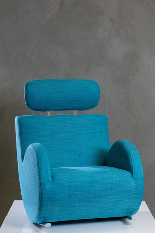 HappyKids Rocking Chair - Blue