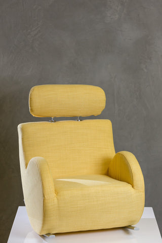 HappyKids Rocking Chair - Yellow