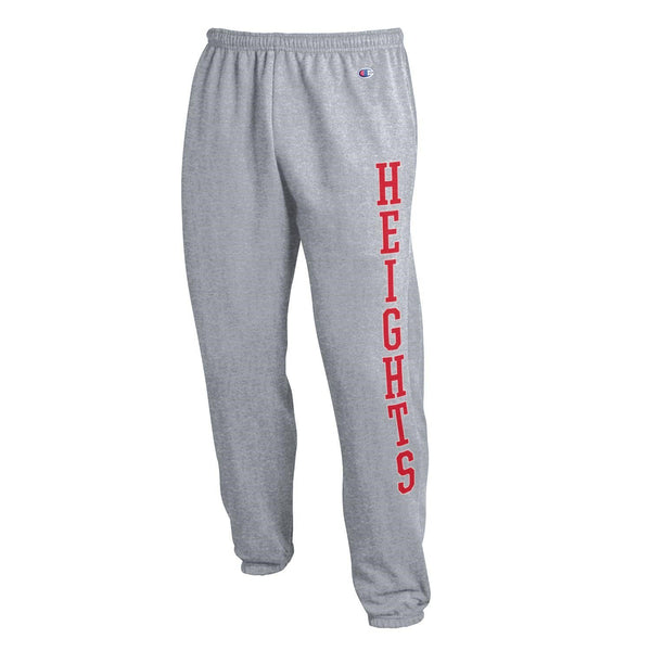 Champion Powerblend Banded Sweatpant - Gray
