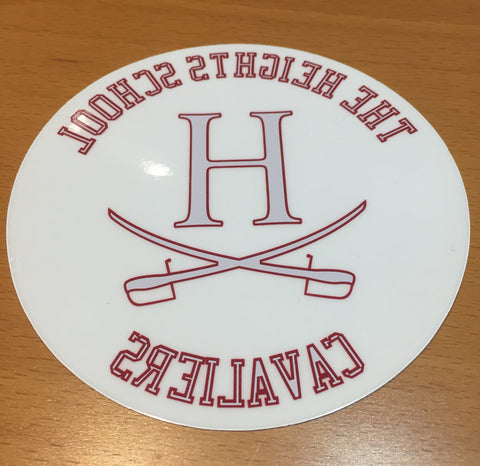 Decal - Round
