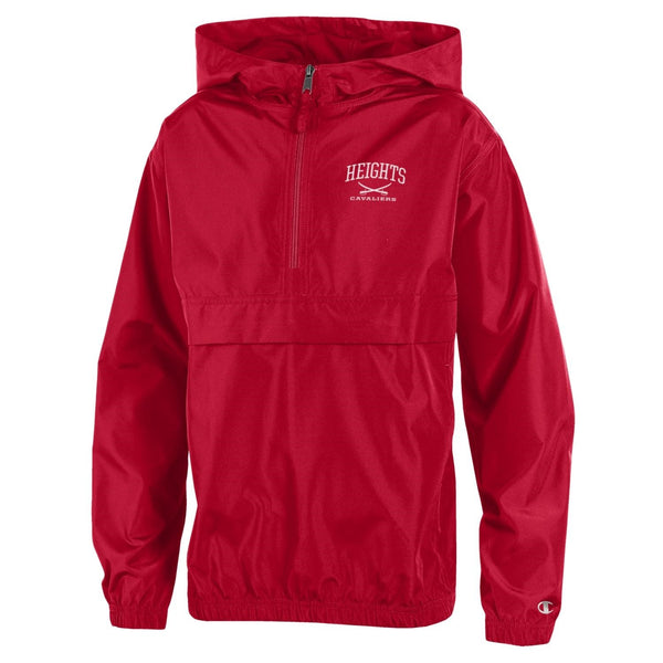 Champion Packable Jacket - Red
