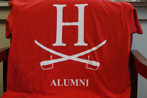 Alumni Short Sleeve Shirt - Red