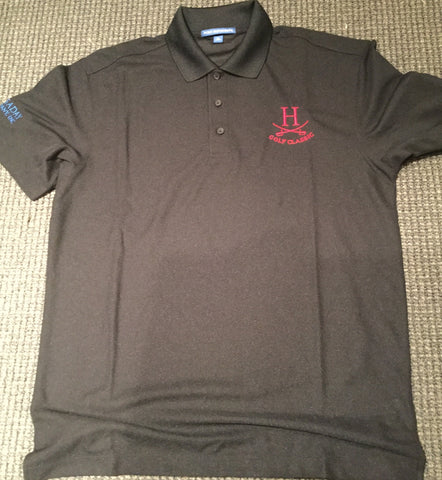 Golf Classic Shirt - Black