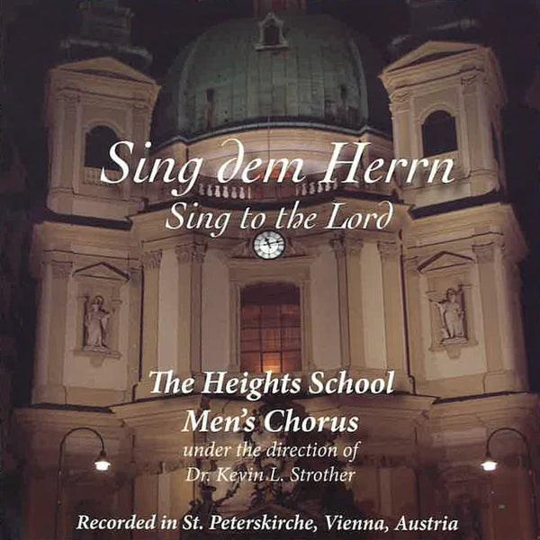 Sing dem Herrn (Digital Download)