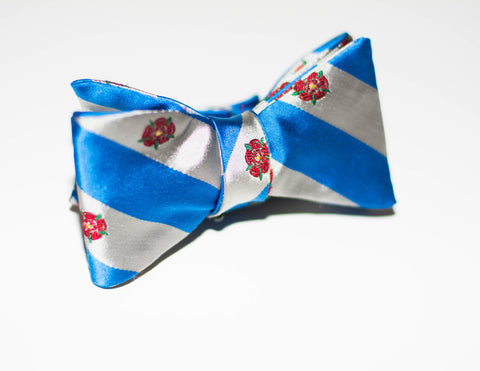 Red Rose Bow Tie