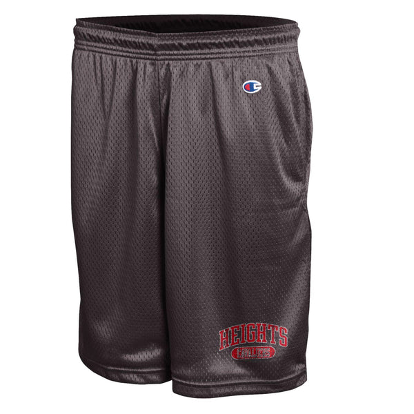 Champion Classic Mesh Shorts - Charcoal Gray