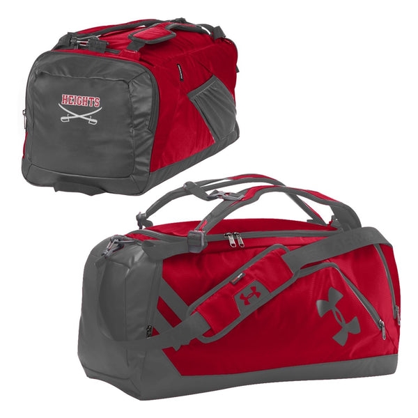 Under Armour Backpack Duffel - Red