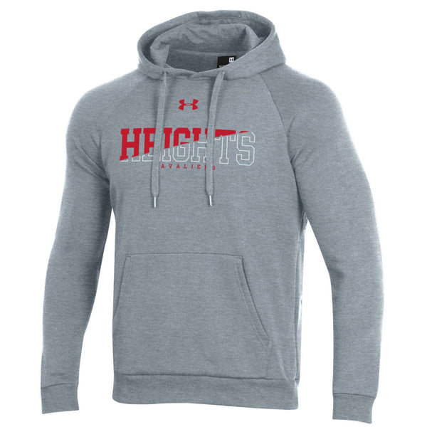 Under Armour All Day Fleece Hoodie - Heather Gray