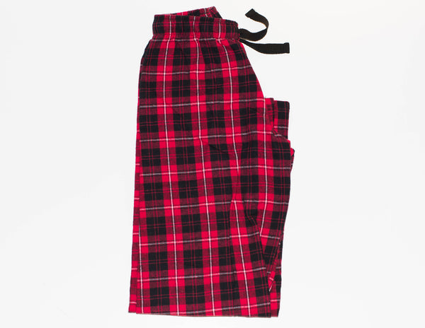 Boxercraft Pajama Pants - Red Plaid