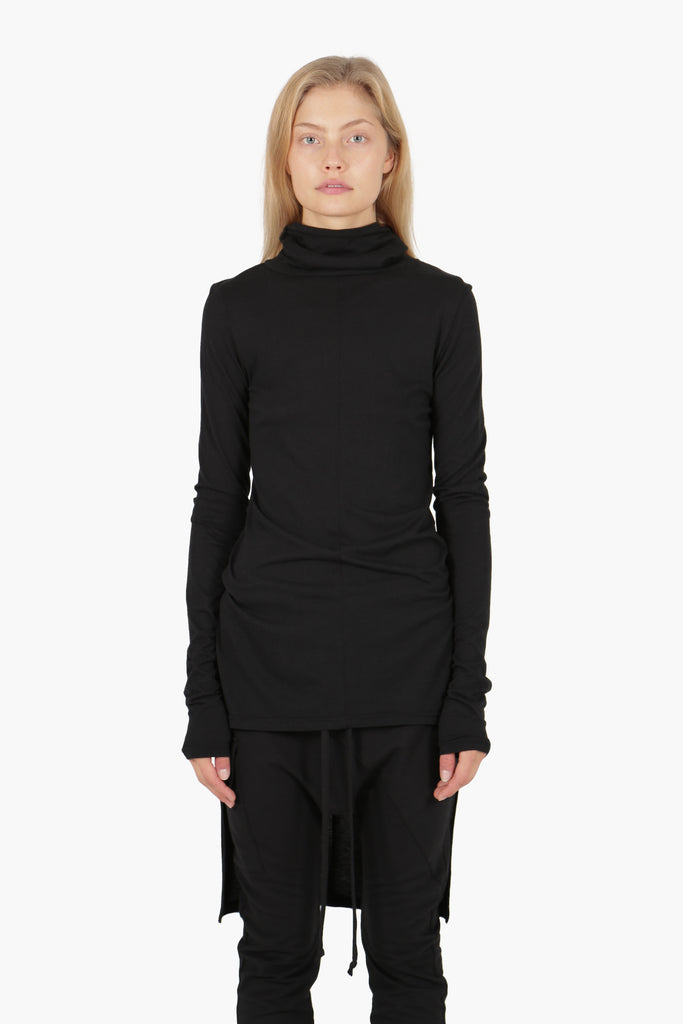 Long Back Turtleneck