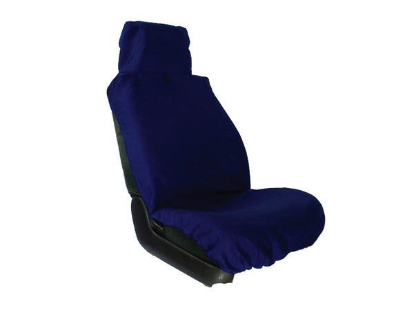 Dryasana Car Seat Cover Blue
