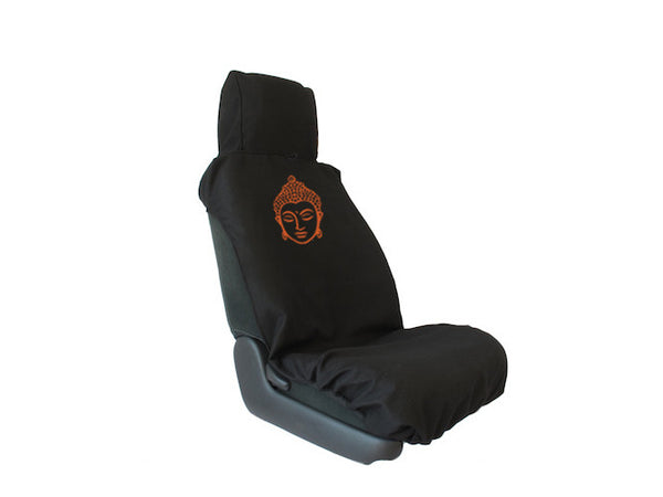 Dryasana Car Seat Cover with Buddha Design