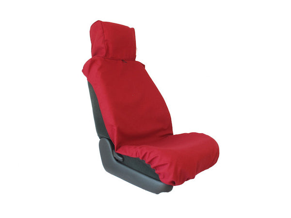Dryasana Car Seat Cover Cardinal Red