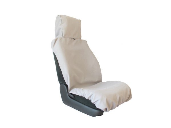 Dryasana Car Seat Cover Grey
