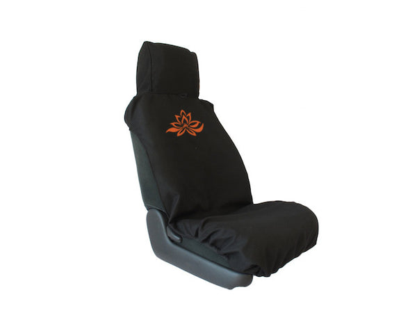Dryasana Car Seat Cover with Lotus Design