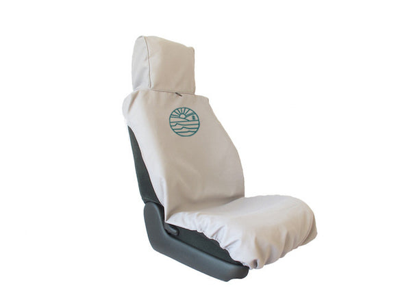 Dryasana Car Seat Cover with Ocean Design