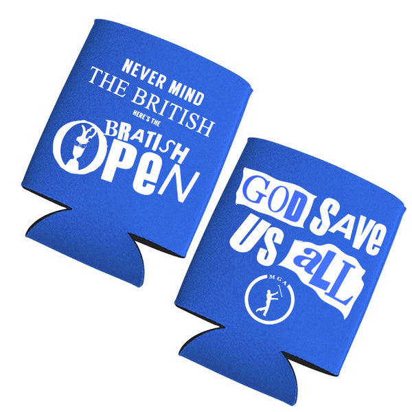 Bratish Open Koozie