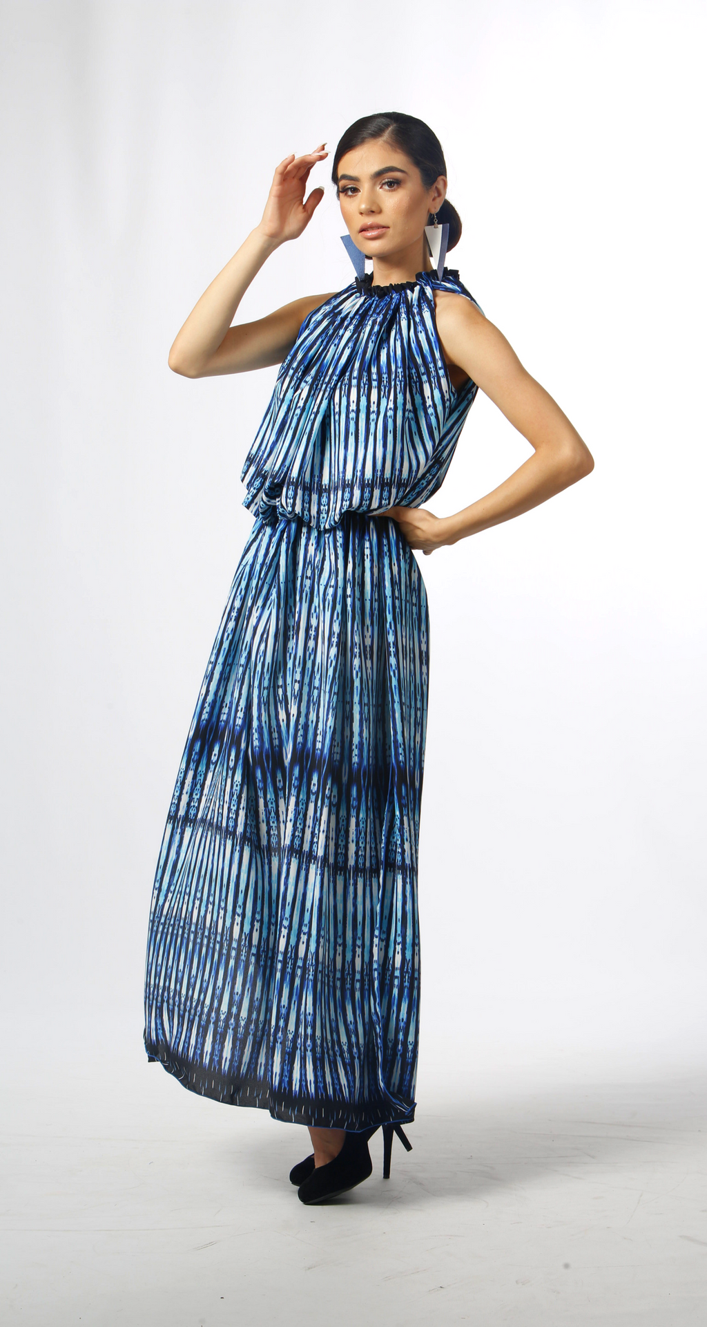 Pre-Sale: Carla Maxi Dress