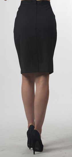 Estella Black Skirt