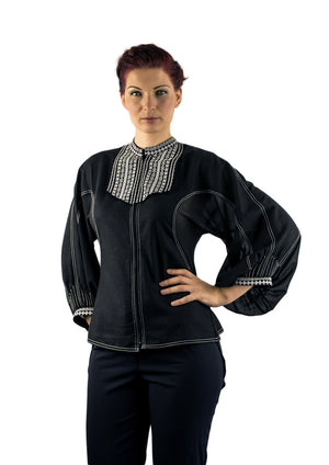 Accord Cocktail Blouse