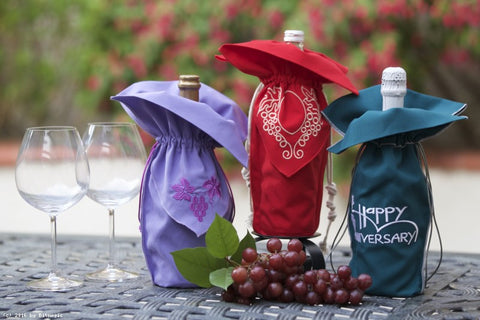 Zelenco wine gift bags For all occasions everyone will enjoy your well thought gift.