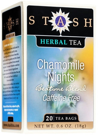 Stash Herbal Tea - Chamomile Nights