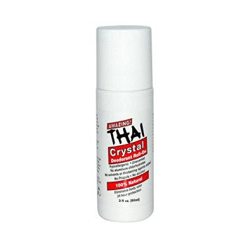 Thai Crystal Deodorant Roll-on