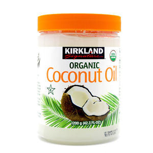 Kirkland Signature Organic Coconut oil - 42.3 fl oz
