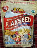 Premium Gold Golden Omega Raw Organic Flaxseed