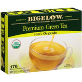 Bigelow Premium Green Tea  100% Organic - 176 bags