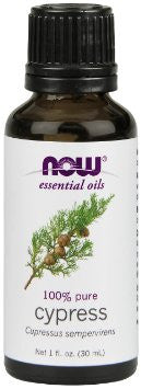 NOW Cypress Essential Oil
