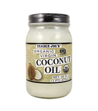 Trader Joe's Organic Virgin Coconut Oil - 16 Fl oz