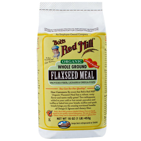 Bob's Red Mill Flaxseed Meal - 16 oz / 453 g