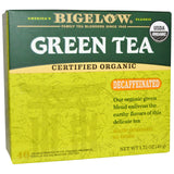 Bigelow Organic Decaffeinated Green Tea - 40 bags