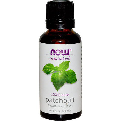 Now Foods Patchouli  Essential Oil - 1 oz