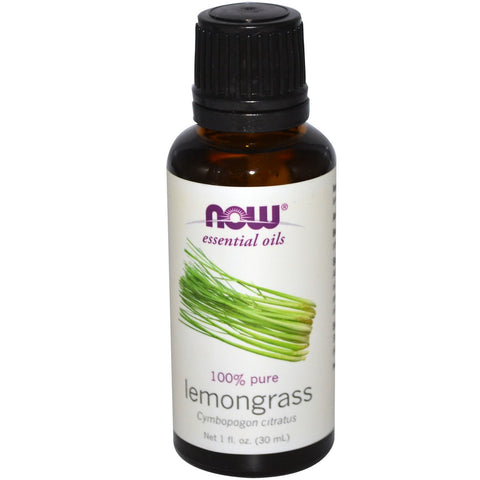 Now Foods Lemongrass Essential Oil