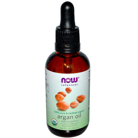 Now Certified Organic Argan Oil - 2 oz
