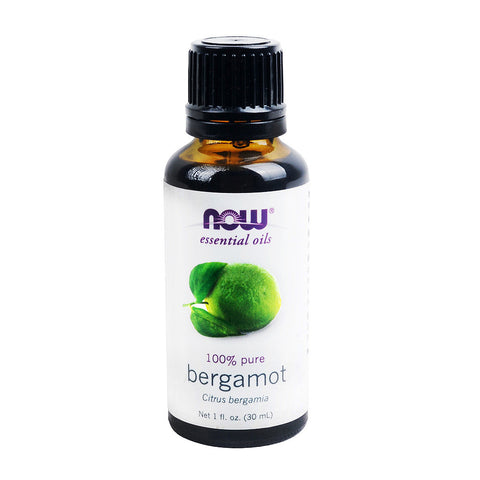 Now Foods Bergamot Essential Oil - 1 oz