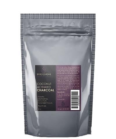 Coconut Activated Charcoal - 8 oz