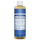 Dr. Bronners Peppemint Pure Castille Liquid Soap - 16oz