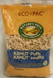 Nature's Path Organic Kamut Puffs Eco Pac