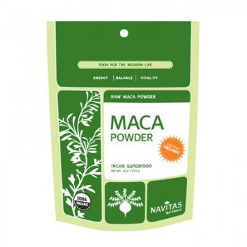 Navitas Naturals Maca Powder Certified Organic - 4 oz