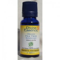 Divine Essence Tea Tree Essential Oil