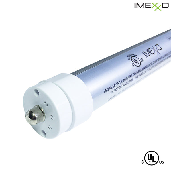 neos led tube t8 8ft imexxo. Black Bedroom Furniture Sets. Home Design Ideas