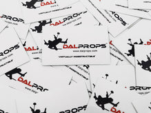 Image of DAL Props Sticker